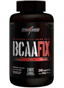 Bcaa Fix 240 Tabletes - Integralmedica