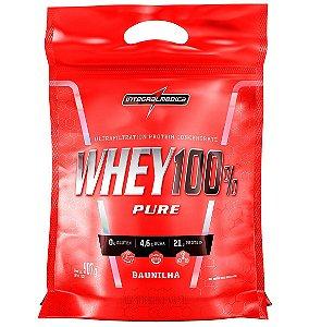 Whey 100% Pure Refil 907g - Integralmedica