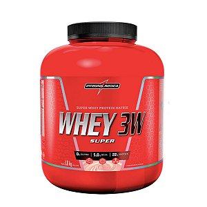 Super Whey 3w 1,8kg - Integral Medica Baunilha