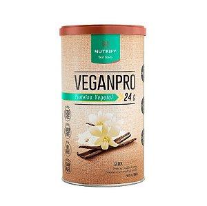Veganpro 550g Nutrify Baunilha