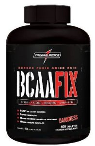 Bcaa Fix 400 Tabletes - Integralmedica