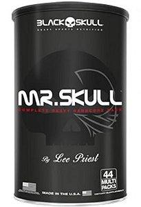 Mr. Skull 44 Packs - Black Skull