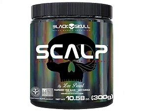 Melhor Pré Treino Workout Scalp 300g - Black Skul