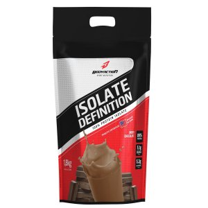 Whey Isolate Definition 1.8KG  - Bodyaction Sabor: Chocolate