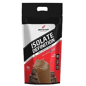 Whey Isolate Definition 1.8KG  - Bodyaction Sabor: Chocolate