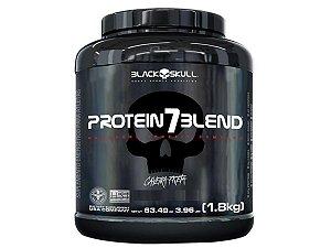 Protein 7 Blend 1,8kg - Black Skull Chocolate