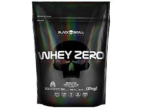 Whey Zero Refil 2kg - Black Skull Baunilha