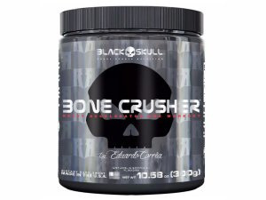 Bone Crusher 300g - Black Skull Yellow Fever (Frutas Amarelas)