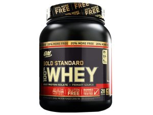 Whey Gold Standard 1090g - Optimum Nutrtion - Double Rich Chocolate