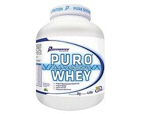 Puro Whey 2kg Performance Nutrition - Morango