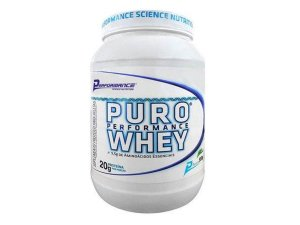 Puro Whey 909g Performance Nutrition - Chocolate