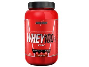 Whey 100% Pure 907g - Integral Médica Chocolate