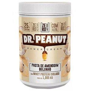 Pasta Amendoim Beijinho com Whey Isolado - Dr Peanut