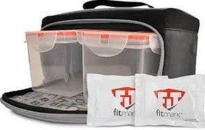 The Box Meal Pequena 2 Refeições - Fitmark