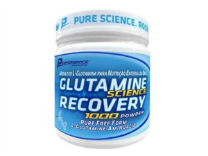 Glutamina Recovery 300g - Performance