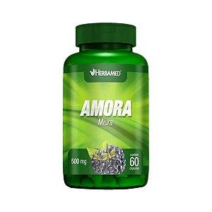 Amora Miura 500mg  60 capsulas - Herbamed
