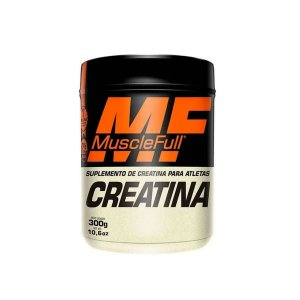 Creatina 300g Monohidratada - Muscle Full
