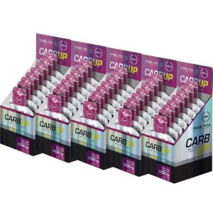 5x Carb Up Gel Cx C/10x Un 30g Probiótica Guaraná com Açaí