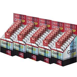 5x Carb Up Gel Cx C/10x Un 30g Probiótica Morango Silvestre
