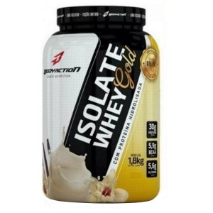 Whey Gold Isolate Definition 1.8kg Body Action Baunilha