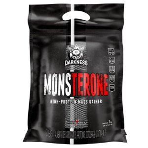 Hipercalórico Monsterone 3kg Darkness - Baunilha