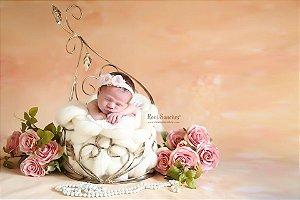 Porta Joia Floral newborn ArteBrasil