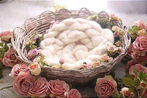 Trança Lã Merino/Corriedale Newborn