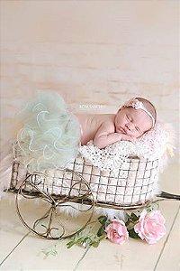 Carriola aramada newborn ArteBrasil Fotografia prop