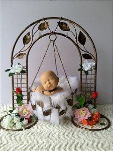 Janelinha Fotos Newborn Props Bebê ArteBrasil