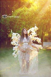 Asa Gestante Fotos Newborn Decoração ArteBrasil