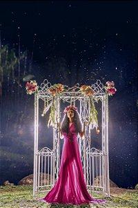 Coreto Pergolado Fotografia Decoração Festa Casamento Gestante ArteBrasil