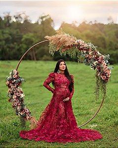 Arco Decoração Fotografia, Gestante e Casamento ArteBrasil