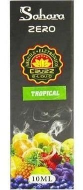 E-BUZZ E-LIQUID TROPICAL 10ML ZERO NICOTINA - SAHARA