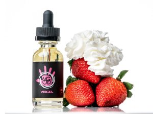 ESSENCIA LIQUIDA VGOD E-JUICE 30ML- VNGEL DE 0MG E 3MG DE NICOTINA