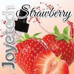 LIQUIDO - JOYETECH STRAWBERRY (MORANGO) 30ML - 11MG NICOTINA
