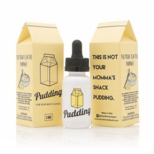 E-LIQUID PUDDING MAX VG, 30ml - The Milkman