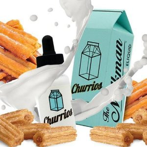 E-LIQUID CHURRIOS MAX VG, 30ml - The Milkman