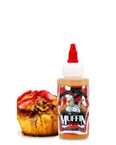 LIQUIDO MINI STRAWBERRY MUFFI MAN 180ML -  ONE HIT WONDER