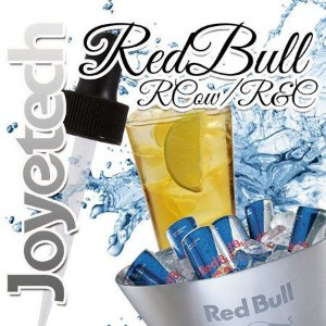 LIQUIDO - JOYETECH R&C (RED BULL) 30ML - 6MG NICOTINA