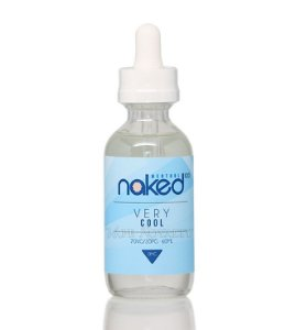 LÍQUIDO NAKED 100 - VERY COOL 60 ML 3MG