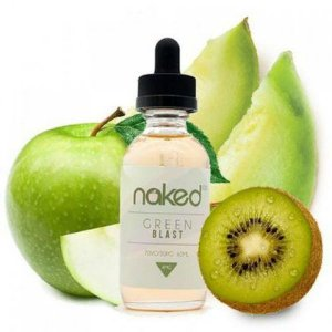 LÍQUIDO NAKED 100 - GREEN BLAST - 60 ML - 3MG NICOTINA