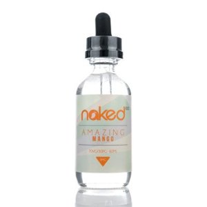 LÍQUIDO NAKED 100 - MANGO  60 ML 3MG