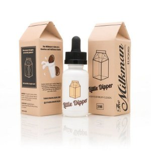 E-Liquido Little Dipper - The MilkMan 30 ml - 0mg nicotina