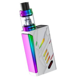 KIT T-PRIV 220W - SMOK - COR WHITE AND 7 COLOR
