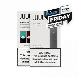 JUUL STARTER KIT V 3.0 - BLACK FRIDAY 7 DIAS SOMENTE