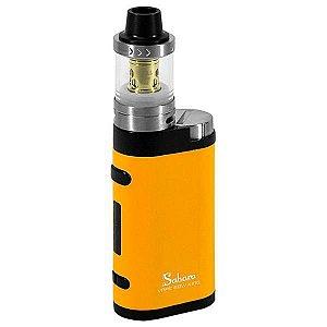 Kit Vape Ebuzz Sahara 88W com bateria inclusa cor amarela