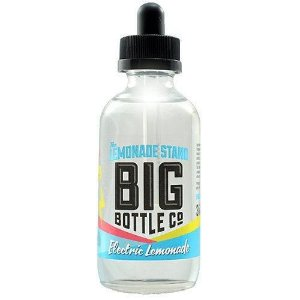 LIQUIDO  LIMONADA ELÉTRICA BY BIG BOTTLE CO. E-JUICE - 120 ML - 3MG NICOTINA