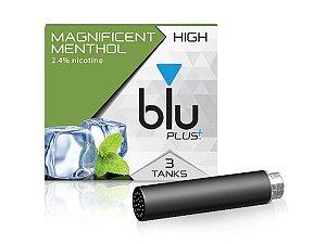 REFIL BLU PLUS (3 TANKS) MENTHOL