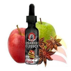 Líquido Starbuzz e-Juice  Apple™ 15ml - 0mg nicotina