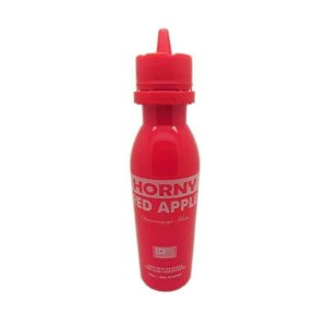 LIQUIDO HORNY FLAVA RED APPLE 65ML - 3MG NICOTINA